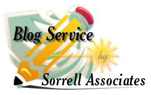Blog service includes design, content, and distribution