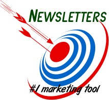 Customized company newsletter service, free newsletter templates, article writing, free design