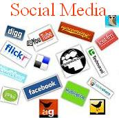 Social media services - twitter, linkedin, facebook, myspace, etc